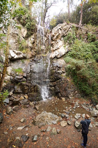 The marginally impressive Caledonia waterfallls