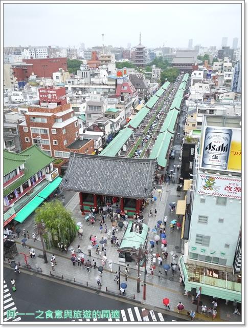 日本東京自助旅遊淺草文化觀光中心晴空塔image026