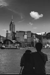 | C O U P L E  L O V E  H A R B O U R | (freeisara) Tags: love hongkong couple pareja amor paar romantic romantico liebe romantisch