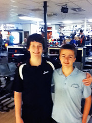 2013-05-05-Pic06-NorthBend-Lane&Jared (junglekid_jared) Tags: friends jared bowling northbend 2013 lanephillips
