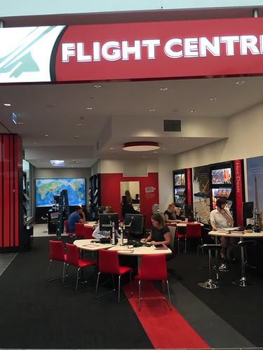 Flight centre big top maroochydore