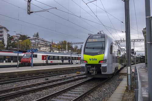BLS STADLER MUTZ a Friburg (Suïssa)