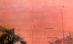 Looming Nuclear Incineration (Mrs.Black&White) Tags: kodakpony bakelite 35mmfilm expired35mmfilm riteaid200 handprocessed tetenalc41