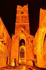 Quin Abbey, Co.Clare (Roger Duff) Tags: quin coclare