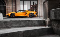 Lamborghini Aventador LP750-4 SuperVeloce Roadster (Frankenspotter Photography) Tags: lamborghini aventador sv super veloce superveloce roadster orange nürnberg nuremberg germany supercar supercars sportscar sportscars 2017