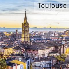 65x65mm // Réf : 15150701 // Toulouse