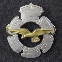 Finnish Air Forces (hastur.fi) Tags: air force pilot finland uniform beret badge