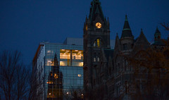 Old City Hall (zachclarke) Tags: oldcityhall cityhall gothic gothicrevival capitolsquare capitol richmond va rva virginia 2017 february childrenshospital dark light zachclarke2 zachclarke nikon nikond5100