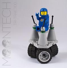 300% (halfbeak) Tags: rover febrovery febrovery2017 lego classicspace wave moontech tritrak300