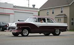 1955 Ford Fairlane Tudor Sedan (SPV Automotive) Tags: 1955 ford fairlane tudor sedan pro street classic car purple