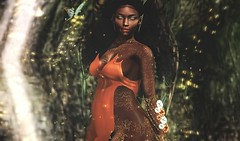 Most Gracious Mother (Neysa Rae) Tags: goddess orisha oshun african gold coral egozy analogdog izzies aisling una cx wlrp lootbox colescorner fantasy thecrossroads