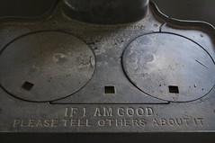 If I Am Good... (gpa.1001) Tags: california owensvalley easternsierras bishop lawsrailroadmuseum stove
