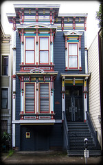 (seua_yai) Tags: northamerica america usa california bayarea sanfrancisco thecity themission urban design architecture building sanfrancisco2017 house