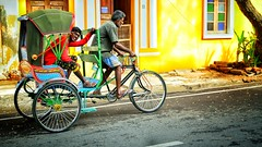 Pondy Dairies (Happy_grapher) Tags: pondy beach frenchcolony colours culture