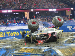 pirates curse (timp37) Tags: monster jam monsterjam truck pirates curse illinois 2017 february rosemont allstate arena
