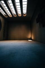 Heaven & Hell (Thomas Listl) Tags: thomaslistl color church interior 14mm wideangle light windows space blue orange pov room vastness