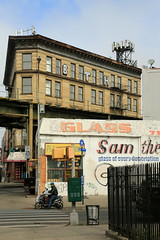 bth (Luna Park) Tags: ny nyc newyork brooklyn graffiti lunapark subway elevated mta bth