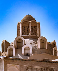 0X5A1257 (SamEyeSight Photography) Tags: canon 5d mark iv 24105 landscape travel wind tower air conditioner iran persia kashan culture middle east photography boroojerdi is safe photo
