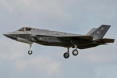 F-35A Lightning II 34th FS 14-5102 HL (Vortex Photography - Duncan Monk) Tags: lockhead martin f35 f35a stealth joint strike fighter lightning ii usaf usafe raf lakenheath suffolk england hill afb hl utah usa jet aircraft aviation aerospace 145102 5102 united states airforce air force royal