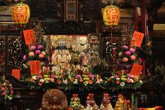 奉天宮 Feng-tian Temple (Chi-Hung Lin) Tags: 2017 嘉義 台灣 taiwan chiayi 新港 廟 媽祖廟 奉天宮 temple 神 god 媽祖 燈籠