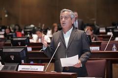 Armando Aguilar - Sesión No.445 del Pleno de la Asamblea Nacional / 19 de abril de 2017 (Asamblea Nacional del Ecuador) Tags: asambleanacional asambleaecuador sesiónno445 pleno plenodelaasamblea plenon445 445 armandoaguilar