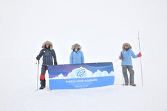 March for Science (ESA_events) Tags: campaigns 2degrees northpole arctic cryovex17