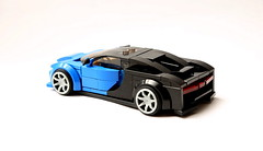 Bugatti Chiron 2 (RGB900) Tags: lego bugatti supercars
