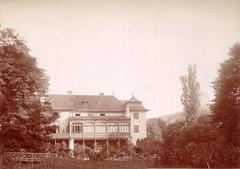 A brogyáni kastély (Ferencdiak) Tags: brogyán bars kastély park erkély puskin friesenhof oldenburg