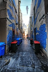 Kimber Lane blues. (Ian Ramsay Photographics) Tags: kimberlane blues chinatown haymarket sydney newsouthwales australia