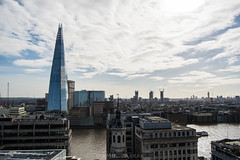 The Shard (amirdakkak1) Tags: london building architecture uk daytime outdoor skyline city urban buildings landscape view history modern