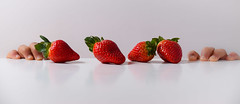 red temptations (simo m.) Tags: strawberry red fruit food