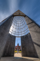 20170407-_DSC4170_1_2_3_4.jpg (GrandView Virtual, LLC - Bill Pohlmann) Tags: hdr stillwatermn historicbuilding veteransmemorial monument architecture concrete metalsculpture washingtoncountycourthouse minnesota