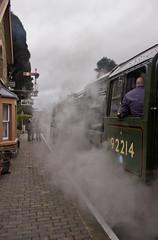 9f no.92214 (alts1985) Tags: 9f no92214 hampton loade severn valley railway spring steam gala svr train worcestershire shropshire 170317 180317