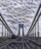 Krackle Krossing (Jersey JJ (Thank you for 2 Million views!!)) Tags: krackle krossing fractalius vz narrows bridge nyc new york city driverpic j2 g11 verrazanonarrows verrazano suspension