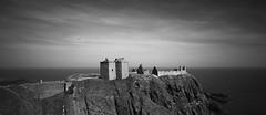 Dunnottar castle (dagomir.oniwenko1) Tags: dunnottarcastle scotland england blackandwhite bw stonehaven canon canoneos7d sigmadc1750 edis08edis08 uk gb autofocus sky landscape sea mono
