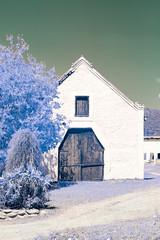 IMG_3054-Edit (francois f swanepoel) Tags: arch architecture argitektuur calitzdorp groenfontein groenfonteinvallei groenfonteinvalley infrared infrarooi landscape landskap noordkaap northerncape scenics southerncape swartskaap swartberge