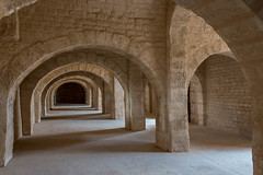 Le ribat (forteresse) de Sousse (Pascale Jaquet & Olivier Noaillon) Tags: architecturemilitaire stéréo ribat fort sousse gouvernoratdesousse tunisie tn