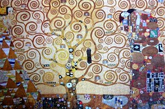The Tree of Life (pefkosmad) Tags: 1000pieces jigsaw leisure pastime puzzle hobby fine art painting klimt thetreeoflife