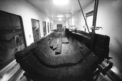 wooden boat (pho-Tony) Tags: lomolcw fujineopan400 hull 400 iso400 black white blackandwhite bw monochrome lomography lomolcwide lcwide blend 35mm 17mm fullframe halfframe minigon 1 ultrawideangle lens minigon17mm superwide ultrawide rodinal expired