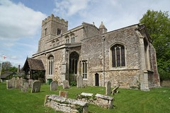 Church of St John the Baptist, Wistow, Cambridgeshire (Brokentaco) Tags: cambridgeshire church village england eastanglia uk unitedkingdom parish fens medieval cambs churches