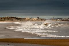 Seaton Sluice, Northumberland (Craig Richardson) Tags: beacg d750 harbour northeast northumberland sand sea seatonsluice waves