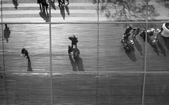 Selfie @ Centre Comercial Maremagnum- Barcelona