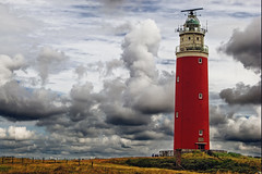 Lighthouse of Texel/Netherland (uw67) Tags: lighthouse texel2013 meer netherland texel niederlande sea urlaub wolken nordsee clouds