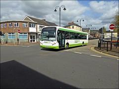South Wales Transport LK56JKE (welshpete2007) Tags: south wales transport dennis dart east lancs lk56jke