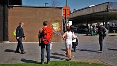 C215 / Oostende - 9 apr 2017 (Ferdinand 'Ferre' Feys) Tags: oostende ostend belgium belgique belgië streetart artdelarue graffitiart graffiti graff urbanart urbanarte arteurbano c215