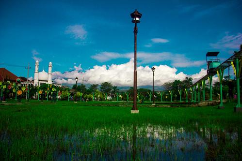 Taman merjosari Malang