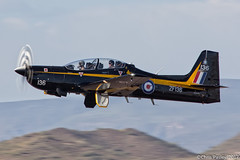 Shorts Tucano T1 - RS Warbirds - ZF136/N613AL (Pasley Aviation Photography) Tags: shorts tucano t1 rs warbirds zf136 n613al deer valley airport phoenix arizona two seat turboprop basic trainer short brothers united kingdom aircraft raf embraer emb 312 small light attack capabilities warbird privately owned sun afternoon take off takeoff