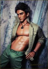 111 (Akando Valasco) Tags: akandovalasco rex handsome iplehouse doll sd eid