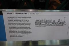 P1040920 (jerry_kuo) Tags: smithsonian nationalmuseumofamericanhistory washingtondc johnbull steamlocomotive