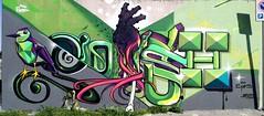 Gosh (Capras Crew) Tags: capras caprascrew europa graffiti italy napoli neverdie nofake original truecaprasneverdie world ak aerosolking 2017 gosh explore